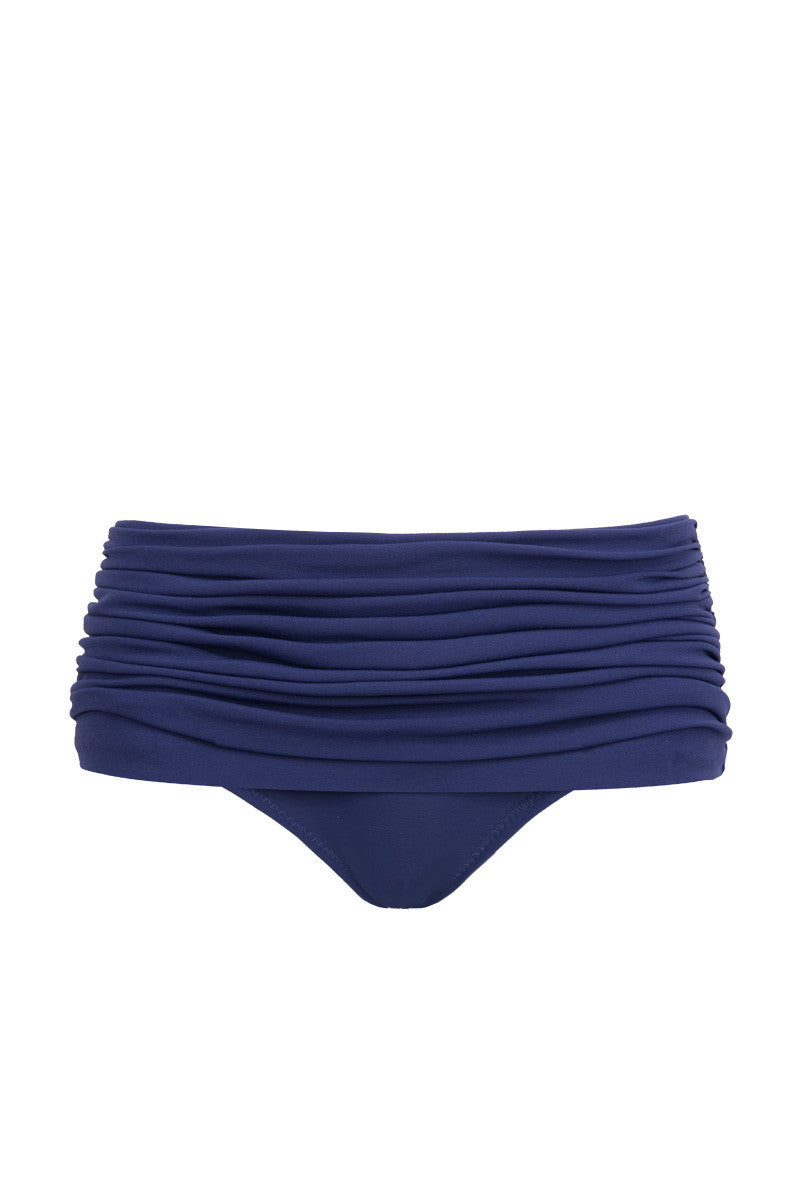Bill Low Rise Bikini Bottom - Midnight Blue