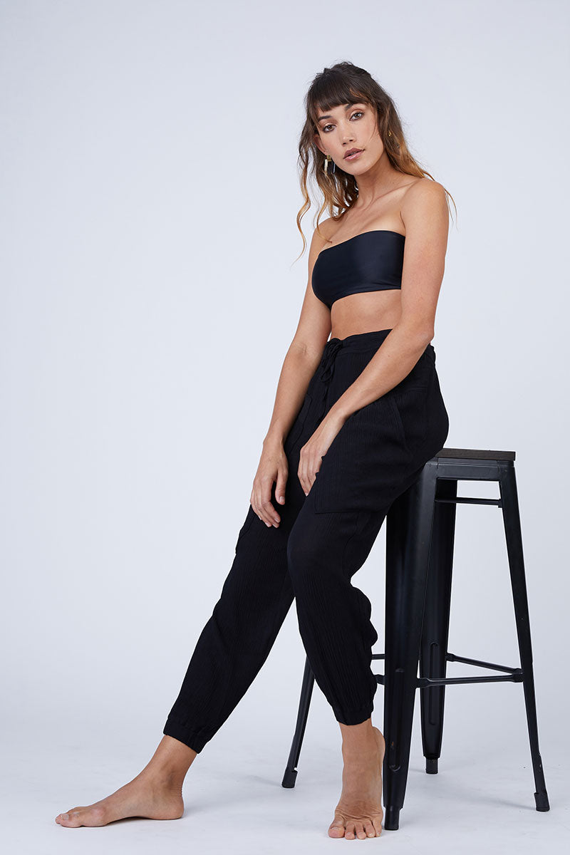 Slouch Pants - Black