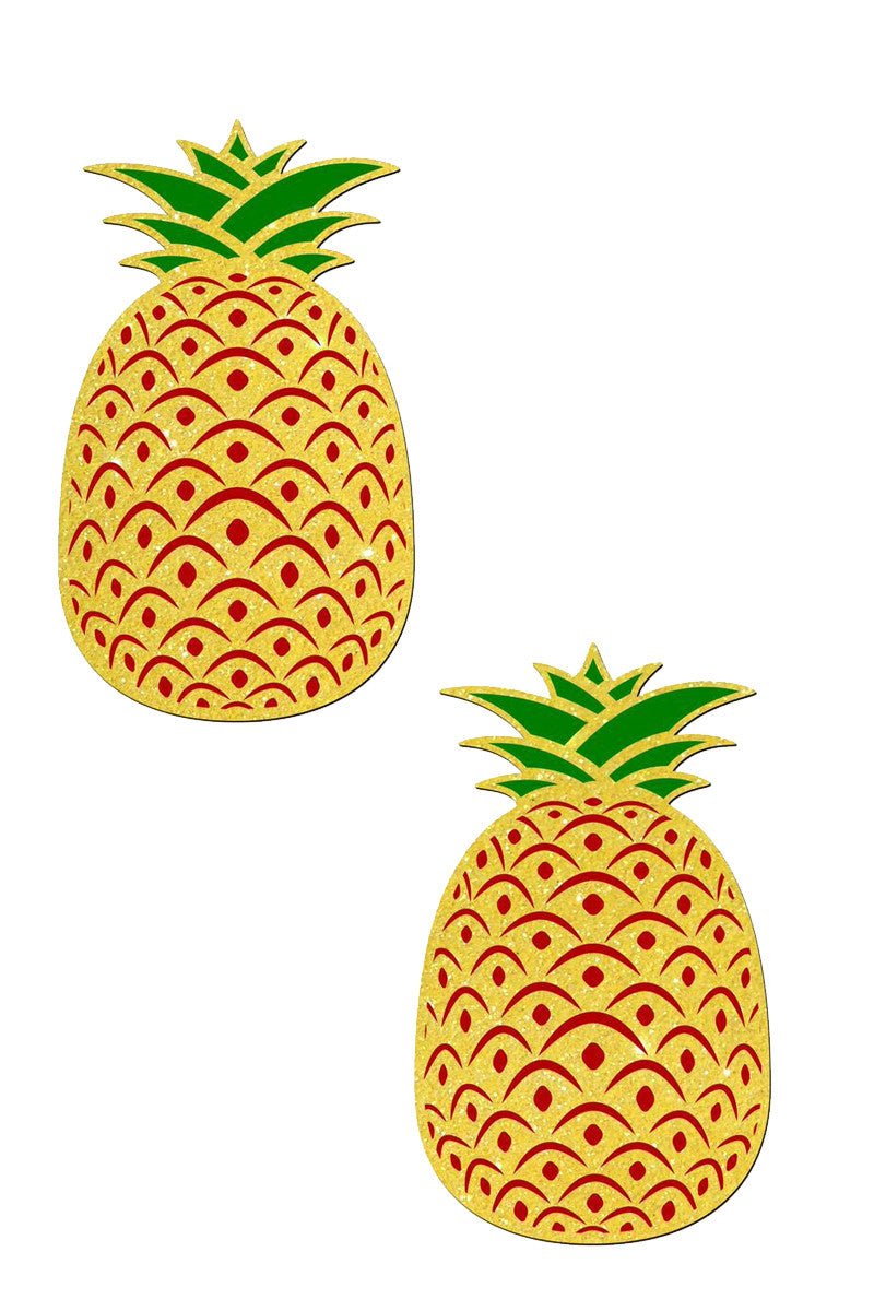 PASTEASE Pineapple Pasties Accessories | Pineapple|