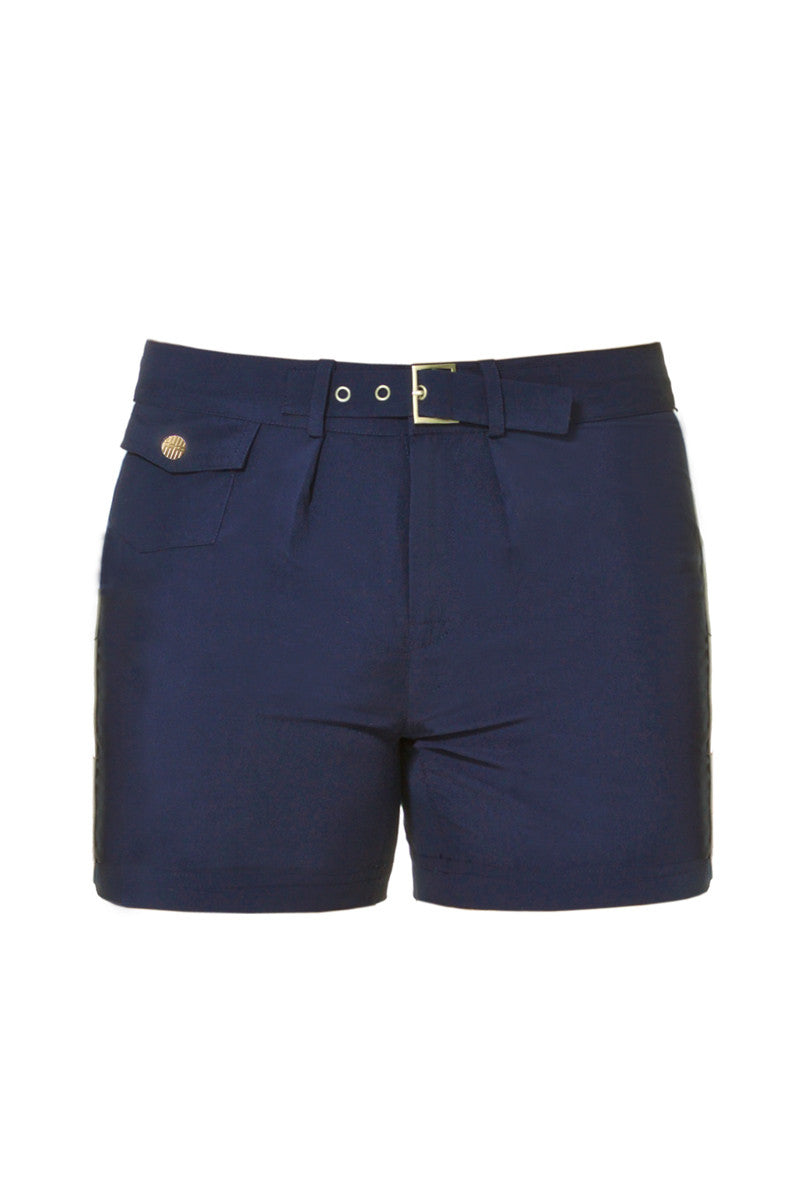 J.LIN Sailor Shorts Swim Shorts | Classic Navy|