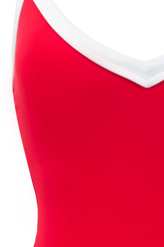 SEAFOLLY Sweetheart One Piece One Piece | Chilli Red|