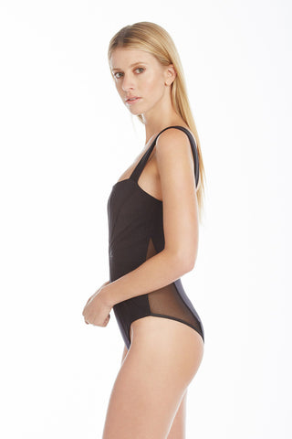 AMAIO SWIM Avril One Piece One Piece | Black| Amaio Avril One Piece