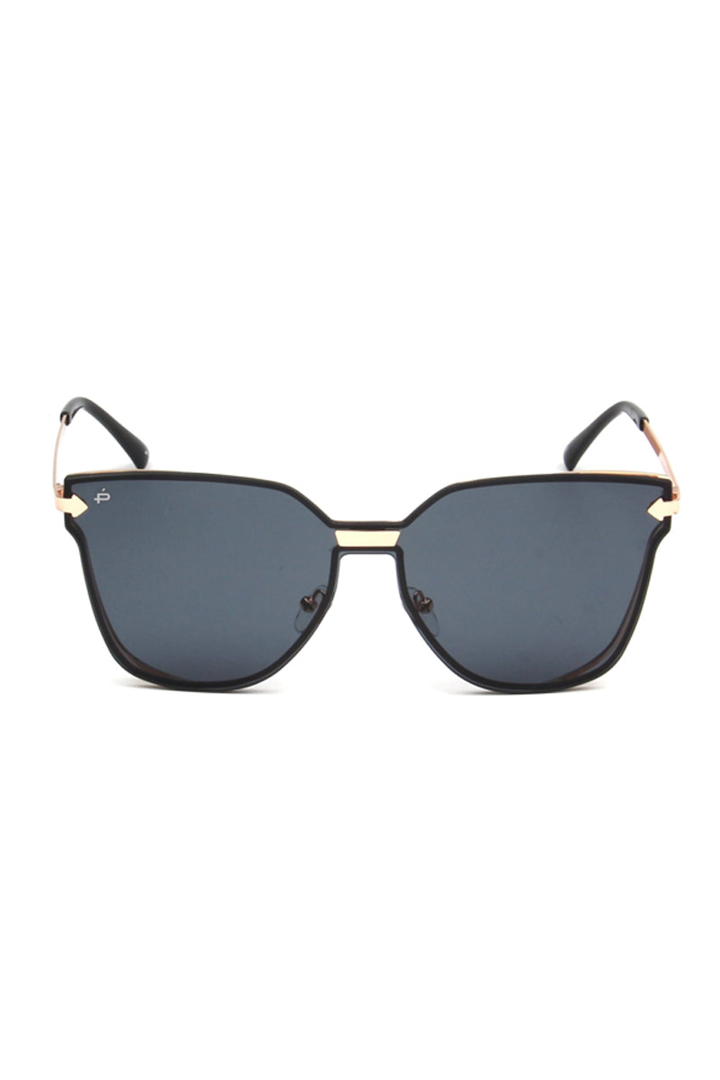 The Madam Sunglasses - Black