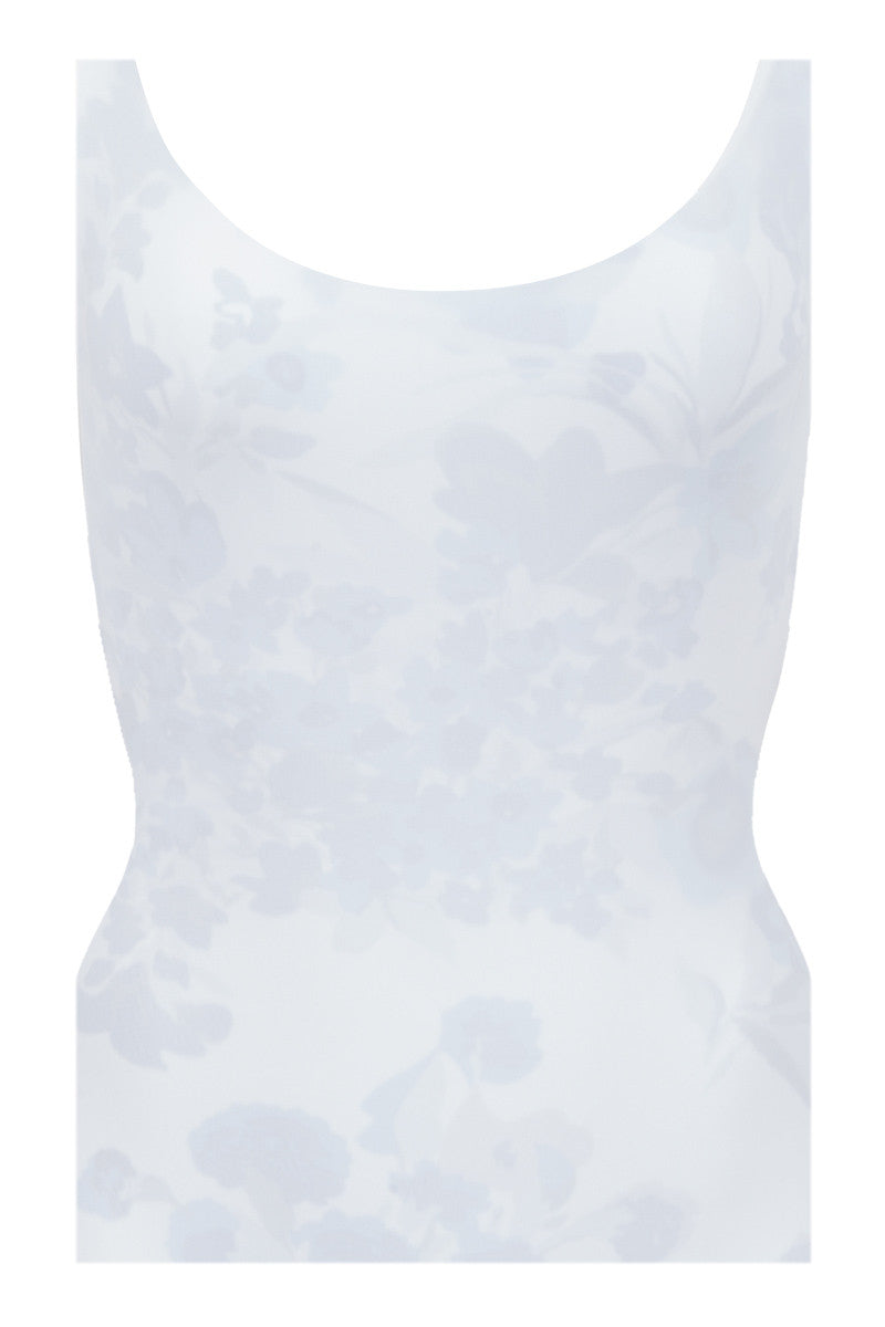 KHONGBOON Venosa One Piece One Piece | Floral/White|