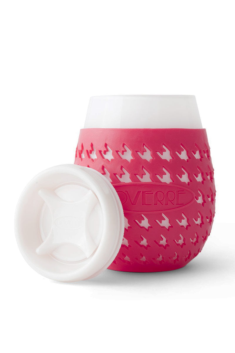 Wine Glass Sippy Cup - Wine