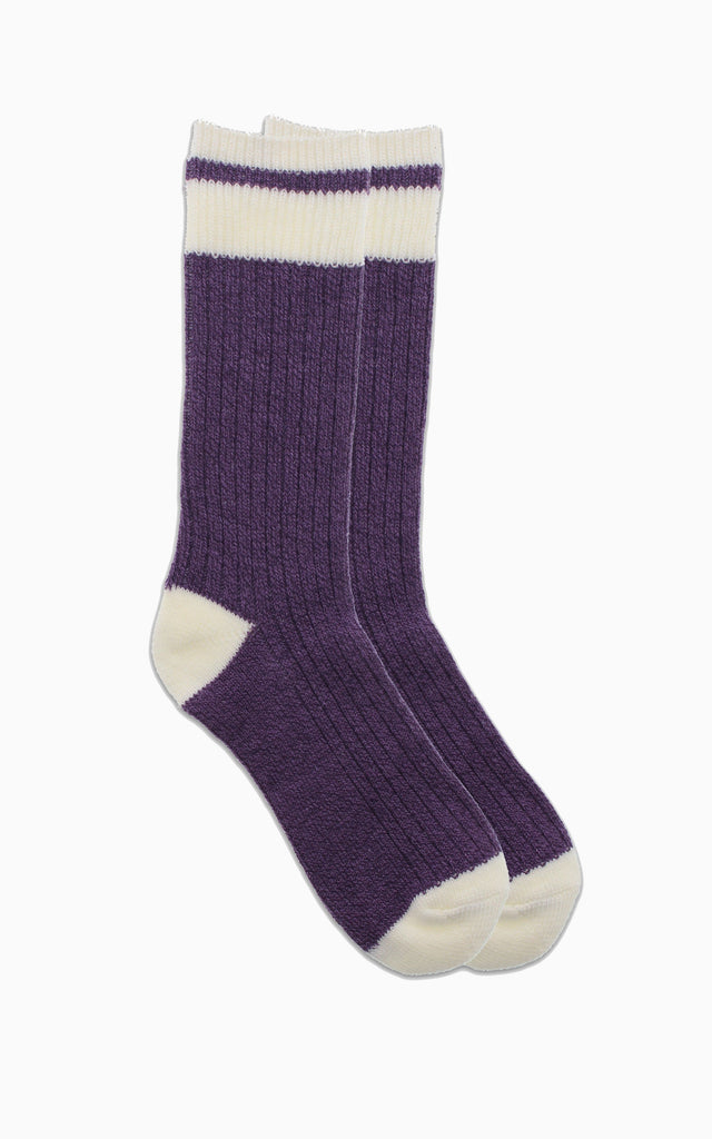 Women's Colourful Boot Sock