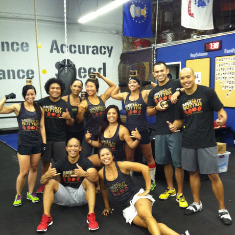 Love the crew at CrossFit RepScheme!