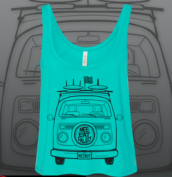 Women's Mee-W Crop Tank