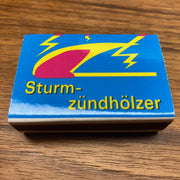 10-Pack Stormproof Matches Accessory- Swiss Advance - zero waste packaging - sustainable design