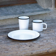 COELO Enamel Cup Enamel Ware- Swiss Advance - zero waste packaging - sustainable design
