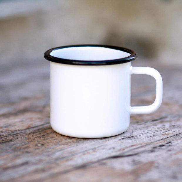 COELO Enamel Mug Enamel Ware- Swiss Advance - zero waste packaging - sustainable design