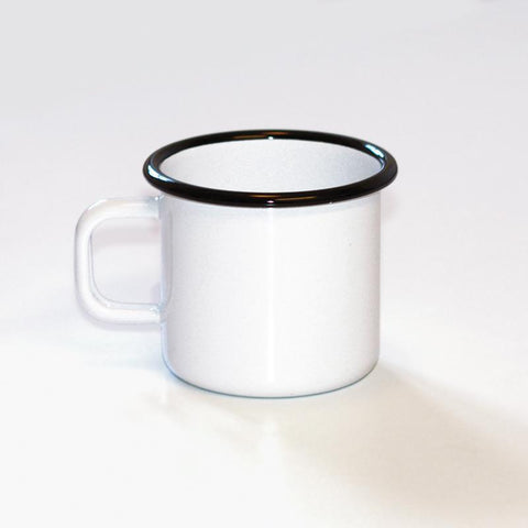 COELO Enamel Mug - Swiss Advance