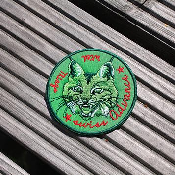 GREEN LYNX Cotton Patch Accessory- Swiss Advance - zero waste packaging - sustainable design