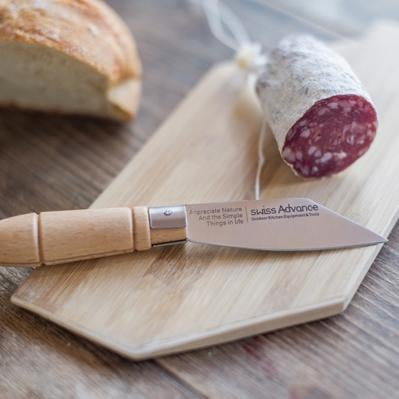 JACK Penny Knife Knife- Swiss Advance - zero waste packaging - sustainable design