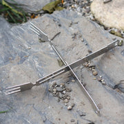 SAIGA BBQ Tongs & Forks Small BBQ Tool- Swiss Advance - zero waste packaging - sustainable design