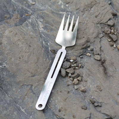 SAIGA Stainless Steel Fork Cutlery- Swiss Advance - zero waste packaging - sustainable design