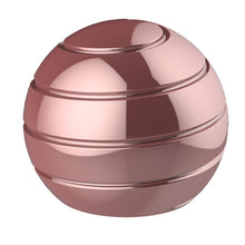 Rose Gold Sphere Desk Spinner