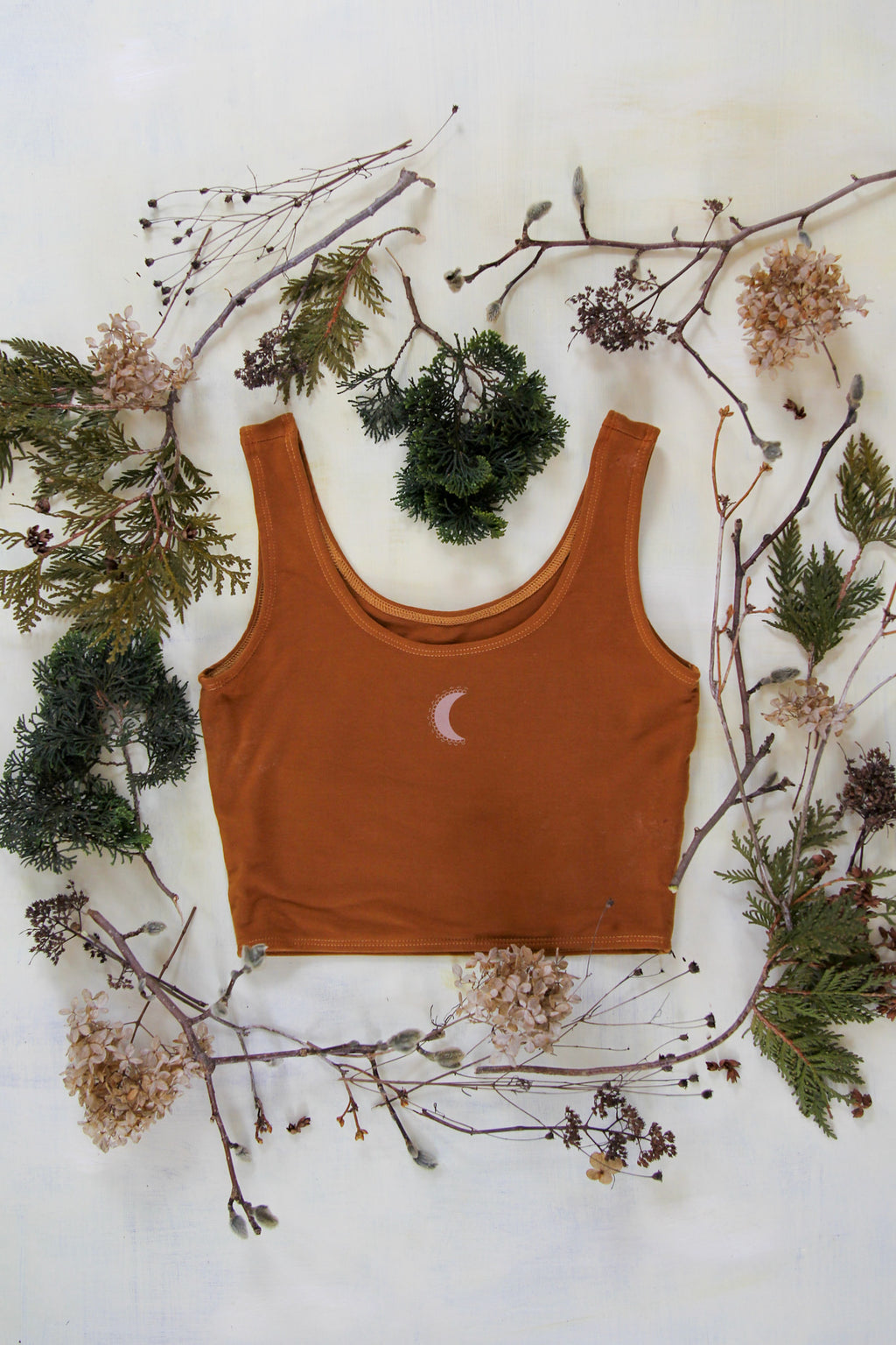 Women's sustainable yoga wear. Eco friendly and fair trade yoga top
