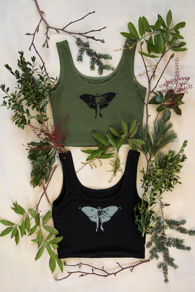 Women's sustainable yoga wear. Eco friendly and fair trade.