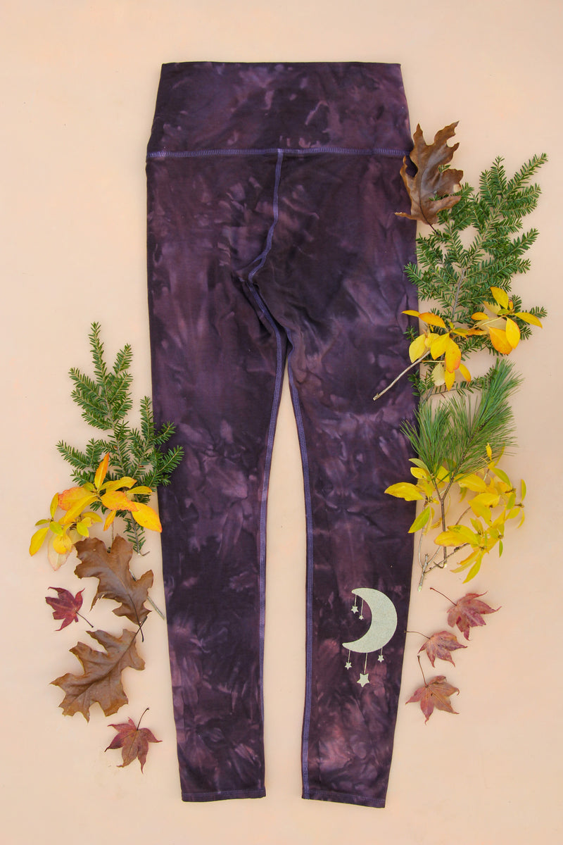 Heavenly Ground Forest Fiber Leggings