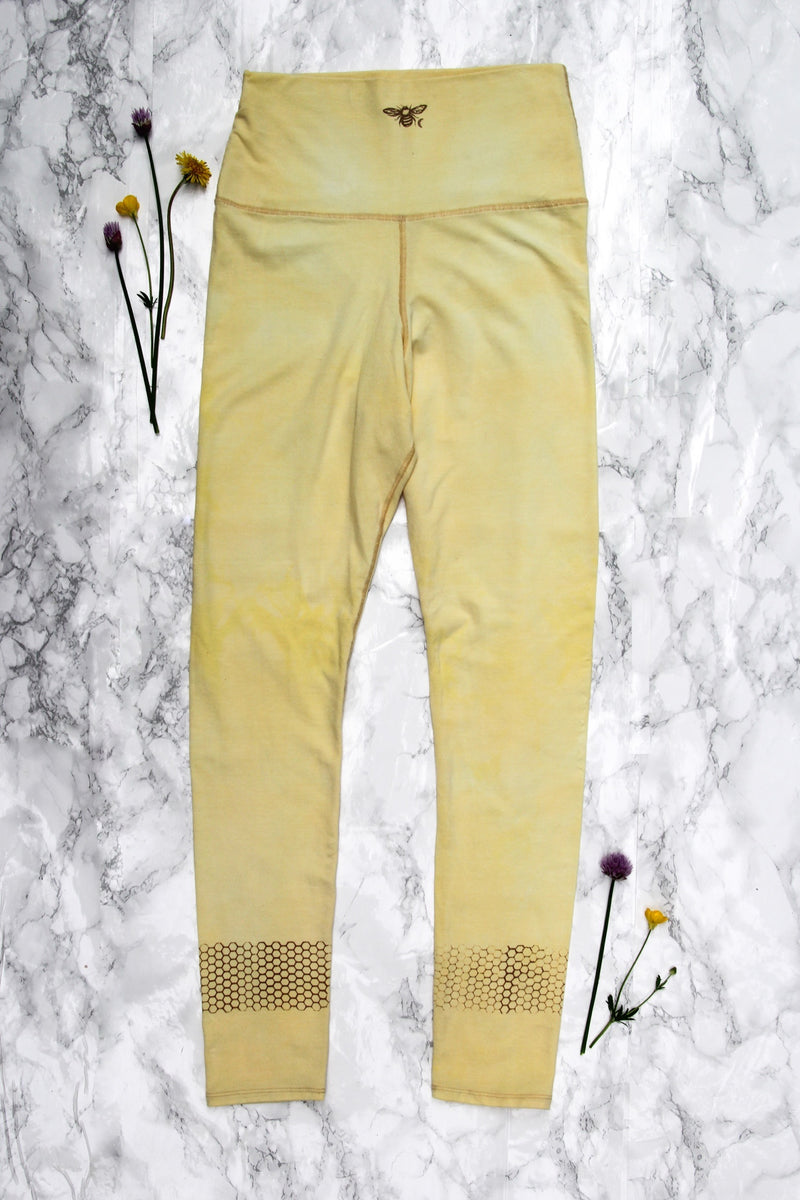 Moon Bee Eucalyptus Leggings