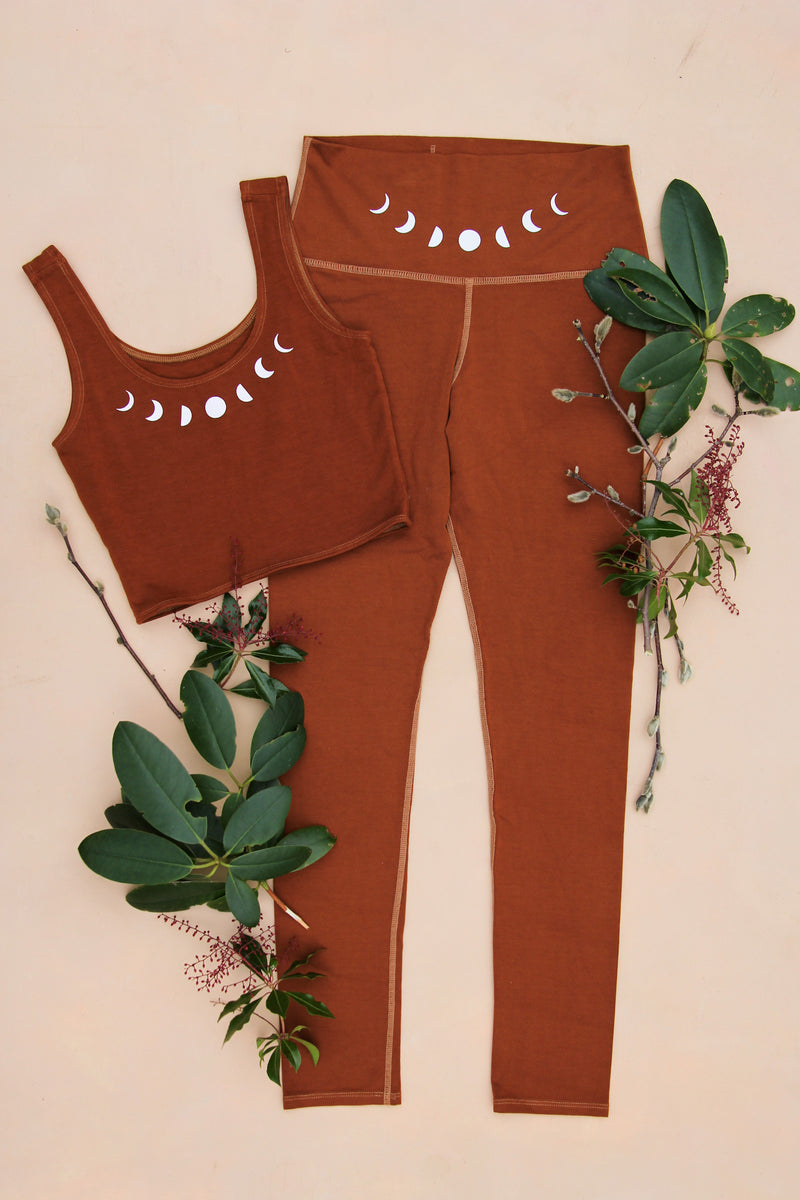 Redwood Moon Forest Fiber Leggings