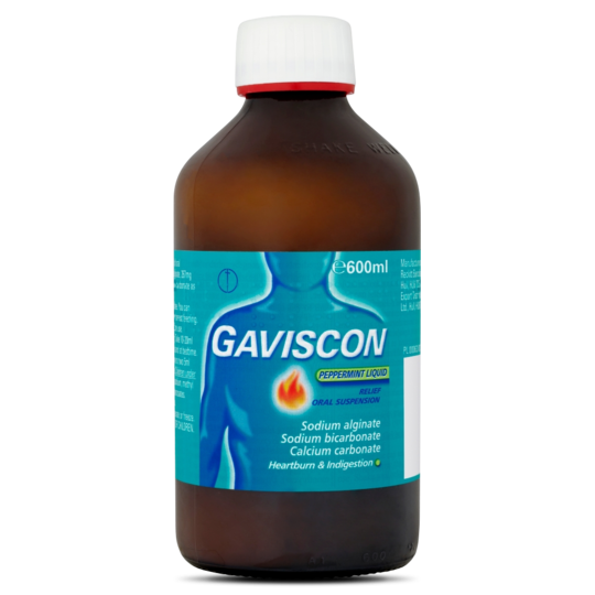 Gaviscon Original Aniseed Liquid 150 ml
