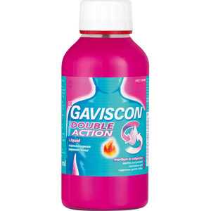 Gaviscon Double Action Liquid 150 ml