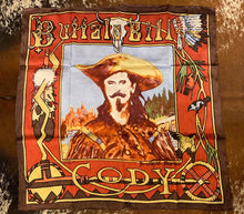 Load image into Gallery viewer, Buffalo Bill Cody Wild Rag