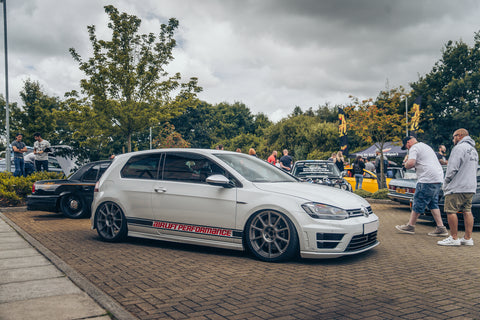 golf mk7 r air ride kit
