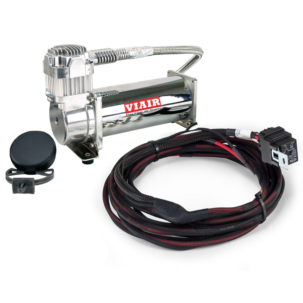 viair compressor and loom upgrade pack