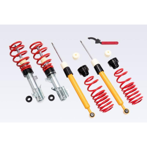 Ford Transit Courier - V-Maxx Coilovers