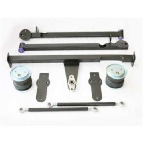 VW Caddy Mk3 2k - Rear Air Ride Suspension Kit