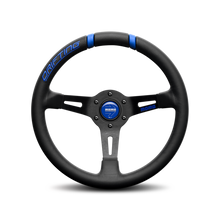 Load image into Gallery viewer, MOMO Drifting Steering Wheel blue