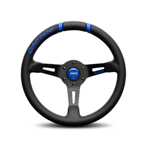 MOMO Drifting Steering Wheel blue