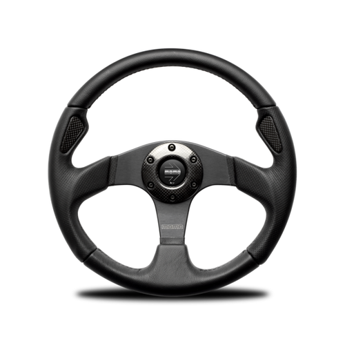 MOMO Jet Steering Wheel leather