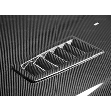Load image into Gallery viewer, Ford Fiesta Mk7 - Seibon Carbon Fibre Bonnet/Hood