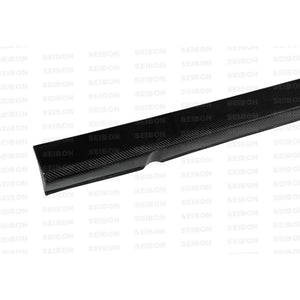 VW Golf Mk6 - Seibon Carbon Fibre Side Skirts
