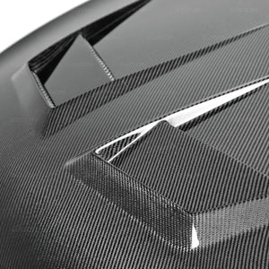 VW Golf Mk7 - Seibon Carbon Fibre Bonnet/Hood