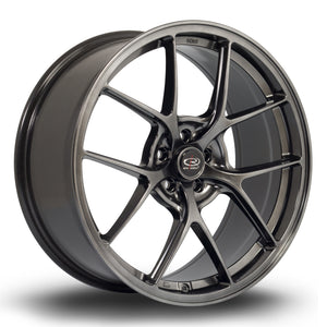 Rota KBF 19 Inch Alloy Wheels - Hyper Black - Full Set