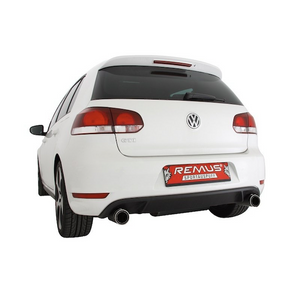 VW Golf Mk6 - Remus Exhaust System