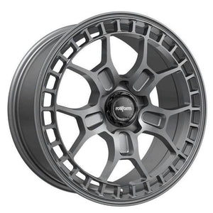 rotiform zmo-m anthracite alloy wheels