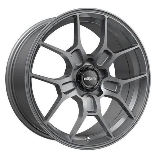 rotiform zmo anthracite alloy wheels