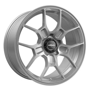 rotiform zmo silver alloy wheels