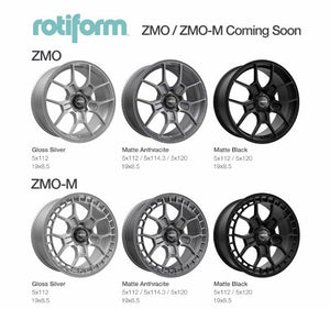 rotiform zmo alloy wheels uk dealer