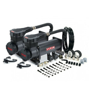 viair 485c compressor dual pack black