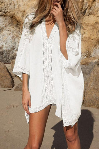 Bohemian Tunic Cover Up BW102