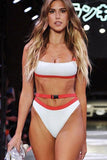 High Cut Out Bandage Buckle Swim Bathing Suit Swimsuit Swimwear SW1938