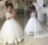 Little Girl Wedding Dresses