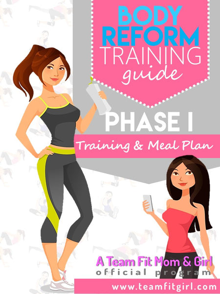 12 Week Phase I Training Program